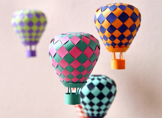Simple and Easy Art and Crafts with Paper