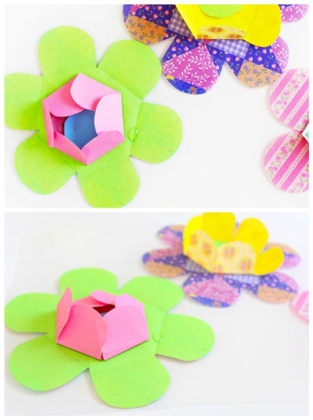 Arts And Crafts Ideas With Construction Paper