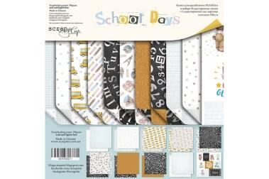 Back to school Scrapbook Ideas to Make 3030 School Days 10 Scrap