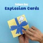 Card Paper Craft Explosion Header 2