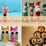 Craft Ideas For Toilet Paper Rolls 10 Creative Diy Toilet Paper Roll Craft Ideas Thumbnil Img craft ideas for toilet paper rolls|getfuncraft.com