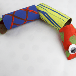 Craft Ideas For Toilet Paper Rolls Snake Craft For Kids Made From Toilet Paper Rolls