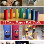 Craft Ideas For Toilet Paper Rolls Toilet Paper Roll Crafts