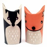 Craft Ideas For Toilet Paper Rolls Toilet Roll Fox Badger E1443756037887