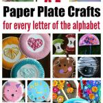 Craft Ideas Using Paper Plates A Z Paper Plate Crafts For Every Letter Of The Alphabet Happy Hooligans 2 19 17 Am