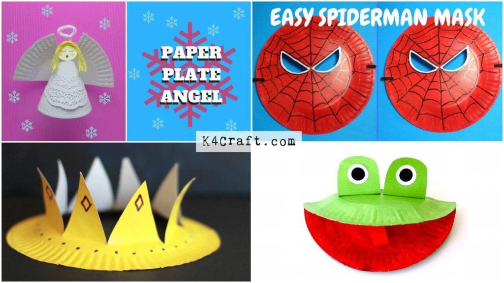 Craft Ideas Using Paper Plates Easy Craft Ideas For Kids Using Paper Plates 1024x576 craft ideas using paper plates|getfuncraft.com