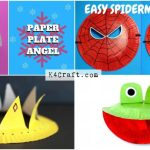 Craft Ideas Using Paper Plates Easy Craft Ideas For Kids Using Paper Plates 1024x576