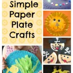 Craft Ideas Using Paper Plates Paper Plate Crafts Collage2