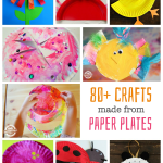 Craft Ideas Using Paper Plates Paper Plates Crafts craft ideas using paper plates|getfuncraft.com