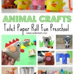 Crafts From Toilet Paper Rolls Toilet Paper Roll Animals 2 crafts from toilet paper rolls|getfuncraft.com