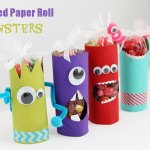 Crafts From Toilet Paper Rolls Toilet Paper Roll Crafts Monsters Crafts Unleashed crafts from toilet paper rolls|getfuncraft.com