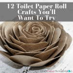 Crafts With Toilet Paper Rolls 12 Toilet Paper Roll Crafts Youll Want To Try crafts with toilet paper rolls |getfuncraft.com