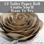 Crafts With Toilet Paper Rolls 12 Toilet Paper Roll Crafts Youll Want To Try crafts with toilet paper rolls  getfuncraft.com