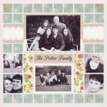 Creative Relationship Scrapbook Ideas Family Scrapbook Layouts Pride And Prejudice Theme
