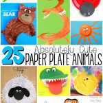 Duck Paper Plate Craft Absolutely Cute Paper Plate Animals