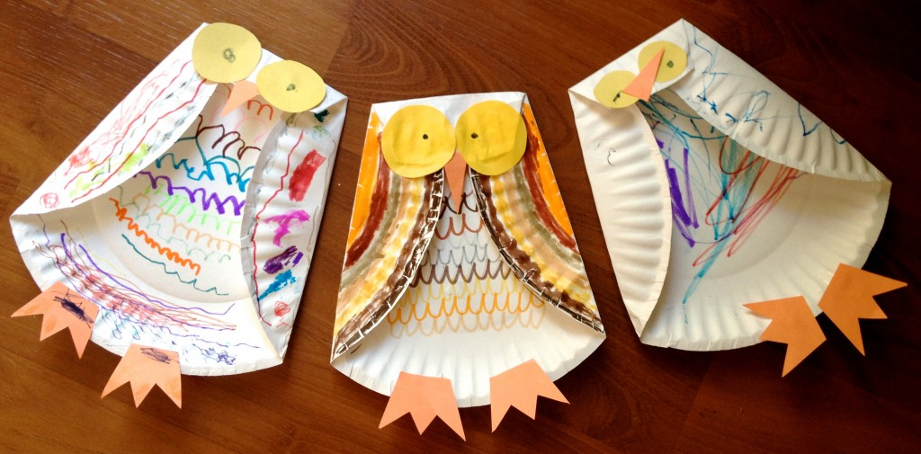 Give A Hoot Paper Owl Craft | Owl crafts, Fall crafts, Crafts | 505x1024