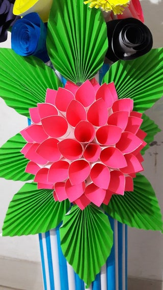 Flower From Paper Craft Fkh33aljs8ugwsmrge flower from paper craft|getfuncraft.com