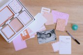 How to Create the Scrapbook Ideas Baby Becky Higgins How To Set Up A Ba Album