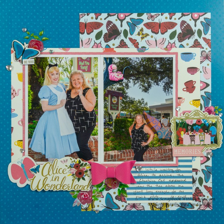 Ideas of Scrapbook Travel Layouts