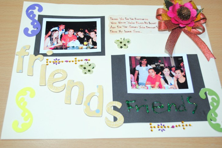 Lovable Couple Scrapbook Pages Ideas