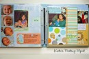 Lovable Couple Scrapbook Pages Ideas Katies Nesting Spot Ba Boy Scrapbook Pages Mixing Page Sizes