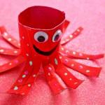 Octopus Toilet Paper Roll Craft Octopus Final 2 1 1 1024x684