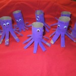 Octopus Toilet Paper Roll Craft Toilet Paper Roll Octopus 2 octopus toilet paper roll craft getfuncraft.com