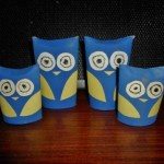 Owl Craft Toilet Paper Roll Toilet Paper Roll Owl Family Craft Kids6