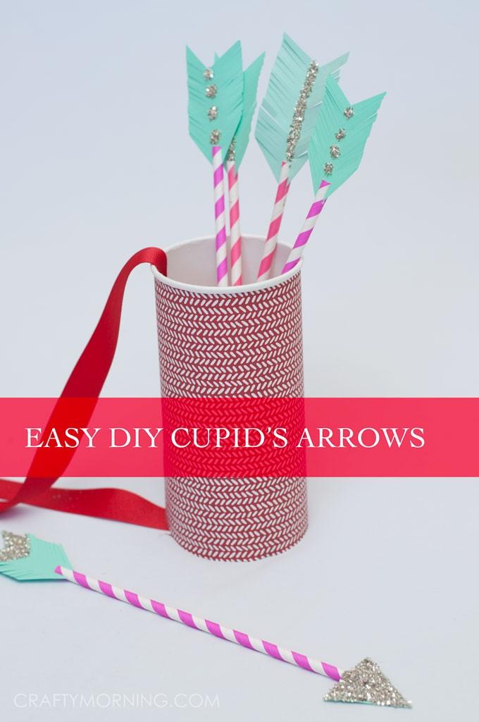 Paper Bag Valentine Crafts Cupids Arrows 680x1024 paper bag valentine crafts |getfuncraft.com