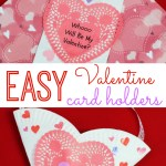 Paper Bag Valentine Crafts Easy Valentine Card Holders