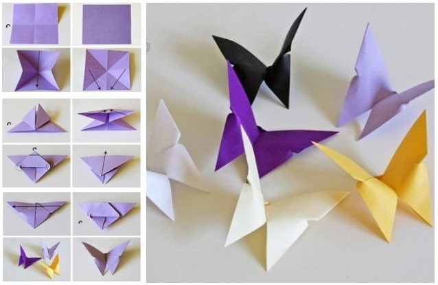 Paper Crafts Ideas