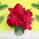 Paper Poinsettia Craft 20 Poinsettia Cover 1024x766
