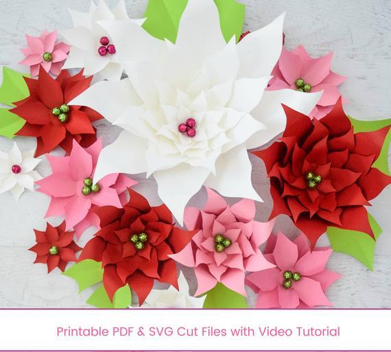 Paper Poinsettia Craft Il 570xn 1659379968 5pxt paper poinsettia craft|getfuncraft.com