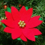 Paper Poinsettia Craft Poinsettiaornament Main paper poinsettia craft|getfuncraft.com
