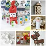 Paper Roll Craft Ideas 12 Christmas Tp Roll Crafts paper roll craft ideas |getfuncraft.com