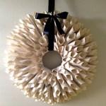 Paper Wreath Craft Book Paper Door Wreath E1451528222241 paper wreath craft getfuncraft.com