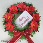 Paper Wreath Craft Paper Wreaths 31 paper wreath craft getfuncraft.com