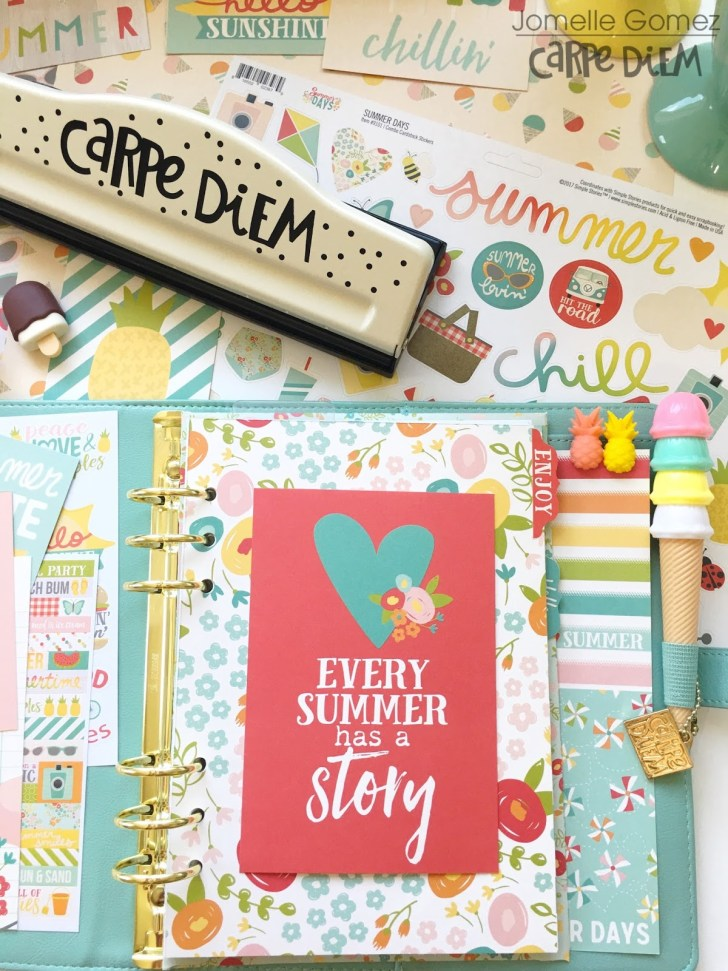 Scrapbooking Made Simple with Photos and Borders