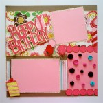 Simple Steps To Create Birthday Scrapbook Ideas Happy Birthday Scrapbook Ideas 1 Happy Birthday World