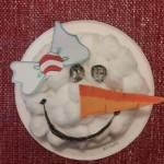 Snowman Paper Plate Craft 1203181000 snowman paper plate craft|getfuncraft.com