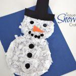 Snowman Paper Plate Craft Tissue Paper Snowman Craft 1 582e8fd43df78c6f6a9e0151 snowman paper plate craft|getfuncraft.com