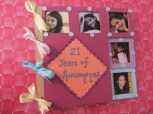 Things to Know about Creating Friendship Scrapbook Ideas Scrapbook For My Best Friends Birthday The Artful Butterfly