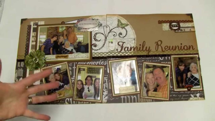 Tips to Make Amazing Travel Scrapbook Pages