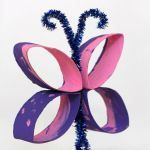 Tissue Paper Butterfly Craft Toilet Roll Butterfly Craft 6 58ae71ab5f9b58a3c9966867 tissue paper butterfly craft|getfuncraft.com