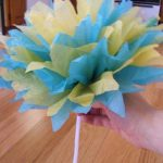 Tissue Paper Crafts Ideas Tissue Paper Flower Craft Ideas And Tutorials Inside Tissue Paper Crafts For Adults 600x600