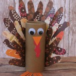 Tissue Paper Turkey Craft Kbuck 101315 6
