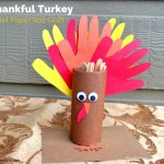 Tissue Paper Turkey Craft Thankful Turkey Toilet Paper Roll Craft With Mommysnippets Bringinginnovation Ad 1 687x576