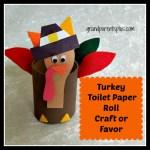 Tissue Paper Turkey Craft Turkey Toilet Paper Roll Craft 019pm tissue paper turkey craft |getfuncraft.com