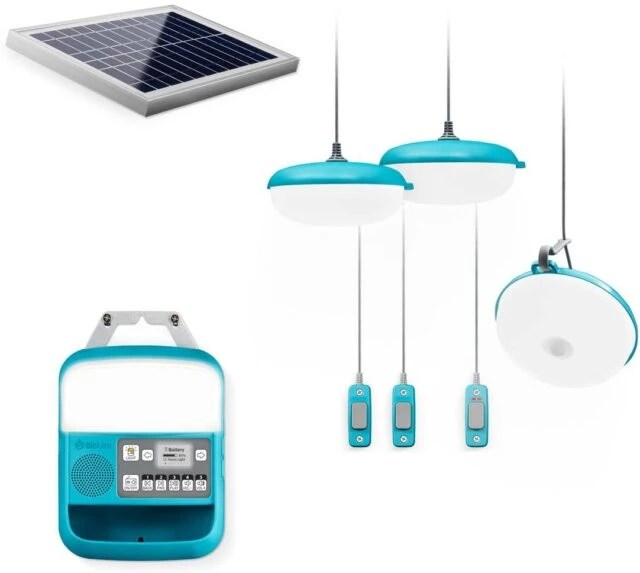 BioLite SolarHouse 620