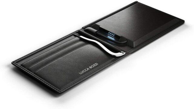 Lucca Bozzi Solar Wallet